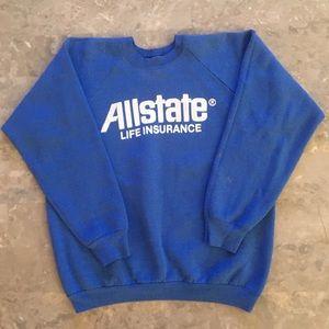 Vintage All State Insurance Sweatshirt